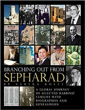 Sarina Roffé to discuss Sephardic resources for genealogists at annual CRJGS meeting