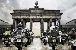 'Back to Berlin,' biker Holocaust road trip movie rescheduled for Sunday, Dec 8, at Temple Sinai