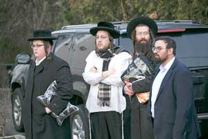 A Chasid's response to the Monsey attacks; Nuanced debate about what comes next.