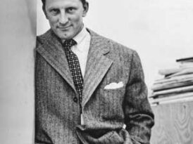 Kirk Douglas, iconic movie star who reconnected to Judaism later in life, dies at 103