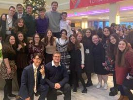Albany NCSYers join other teens for Torah learning