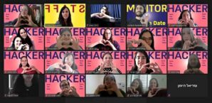 Women's hackathon in Jerusalem results  in solutions for several pandemic problems