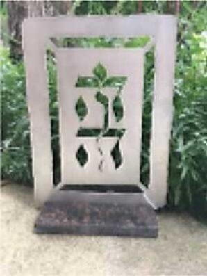 Luft creates Shviti for Agudat Achim Biblical Garden